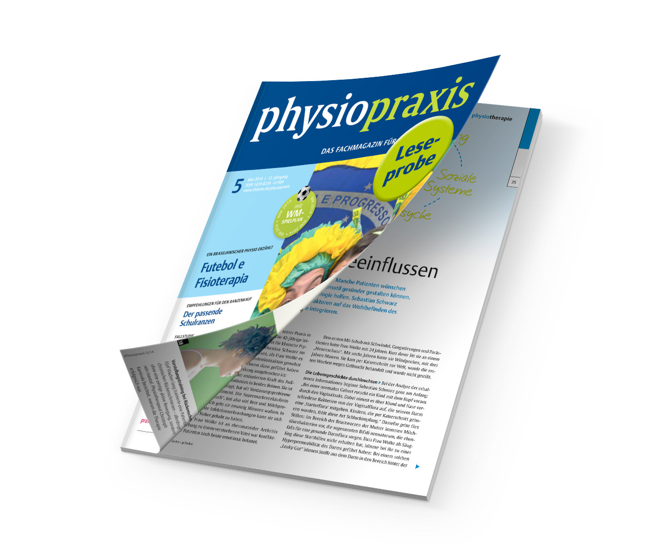 Physiopraxis Mai 2014