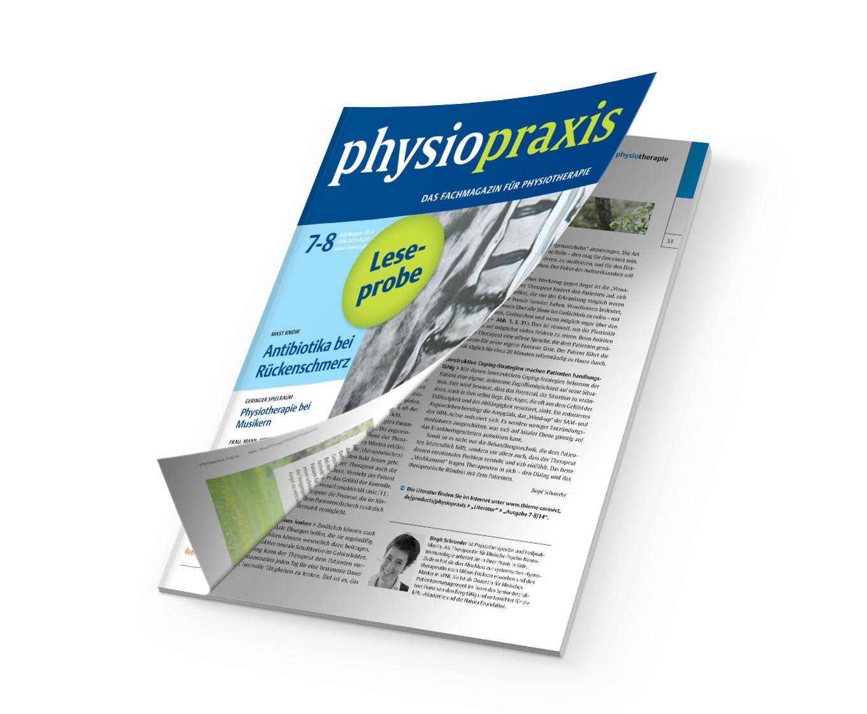Physiopraxis Juli/August 2014